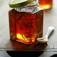 Apple & Rosemary Jelly