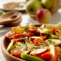 Summer Apple salad3