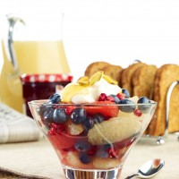 super food fruit salad