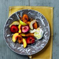 SA Spiced fruit salad